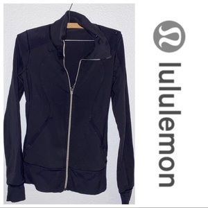 Lululemon Black Full Zip Jacket